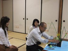 Professor Mizutani, Ikenobo