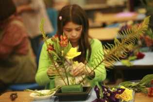 Ikebana for Youth