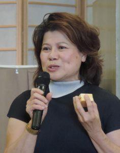 Thanh Nguyen- President