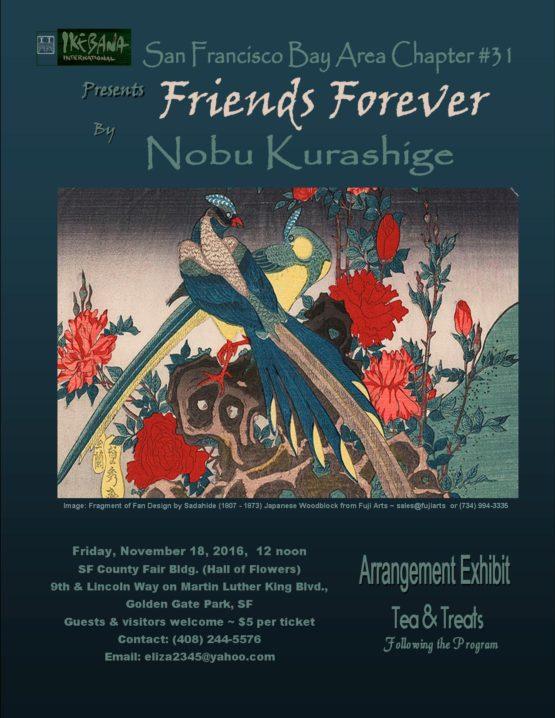 NovNovember 2016 Friends Forever