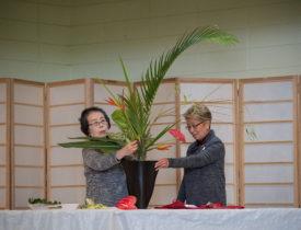 Chizuko Nakamura-Demonstration