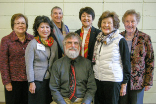 I.I. Current president, Ron Brown and past presidents