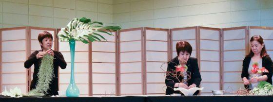 Michiko Shimoda and Mitsuko Maruyama