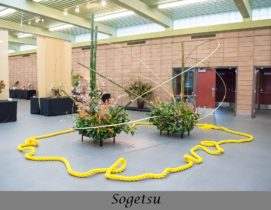 Sogetsu School Arrangement