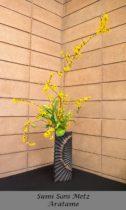 Floral Focus, Aratame School – Sumi Metz