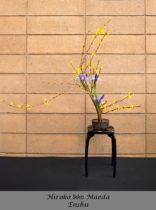 Floral Focus, Enshu School – Hiroko Ikko Maeda