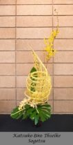 Floral Focus, Sogetsu School – Katsuko Biko Thielke