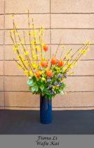 Floral Focus, Wafu Kai – Fiona Li
