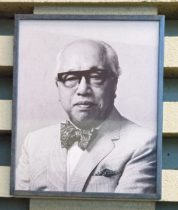 Portrait of Sofu Teshigahara