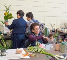 Ikebana Teachers Federation Table 4