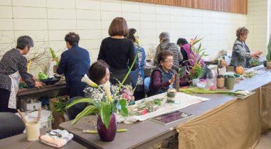Ikebana Teachers Federation Table 5