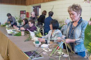 Ikebana Teachers Federatioon Table 6
