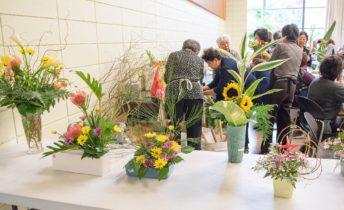 Ikebana Teachers Federation Table 7
