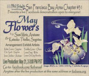 "May 2021 program - ""May Flowers"""